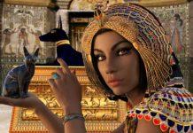 egyiptomi nyakek