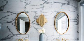 fürdőszoba fali dekoráció